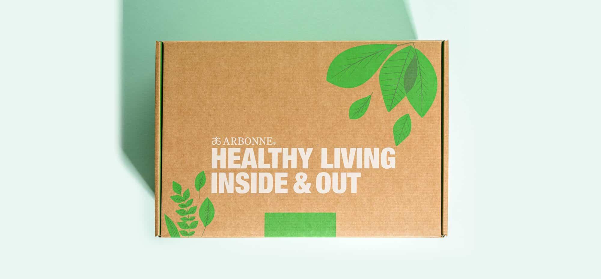 eco-friendly printed postal boxes