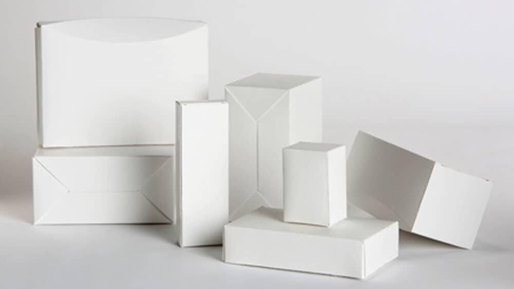 folding box board packaging