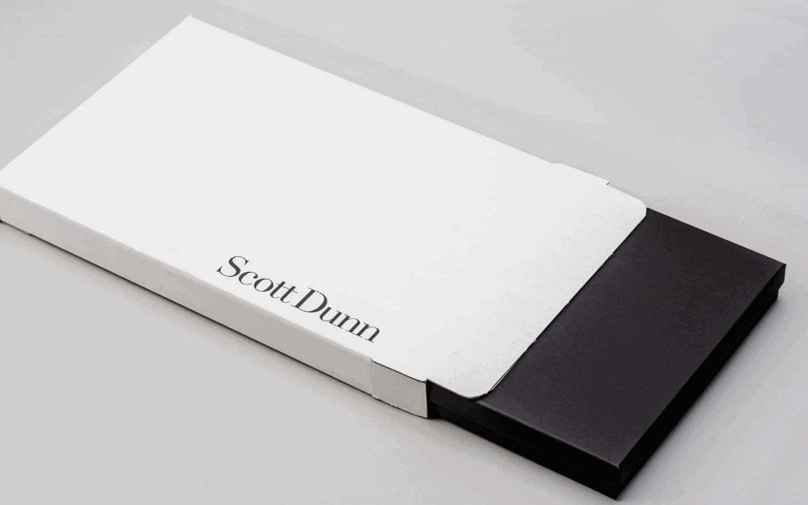 scott dunn postal shipper boxes
