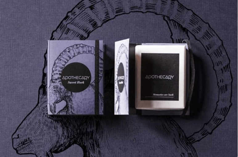 the Apothecary's Book-Style Boxes