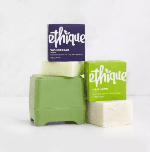 Ethique's Eco-friendly Packaging